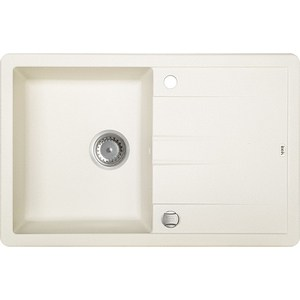 Кухонная мойка IDDIS Vane G белый (V15W781i87) цена