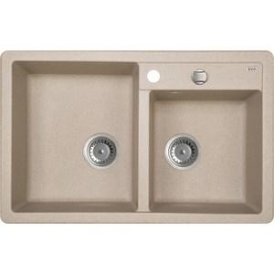 Кухонная мойка IDDIS Vane G песок (V23P782i87)