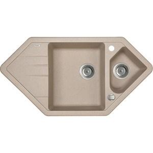 Кухонная мойка IDDIS Vane G песок (V28P965i87)