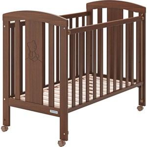 Кроватка Micuna Nicole 120х60 chocolate Е0000000645 кроватка micuna nicole white