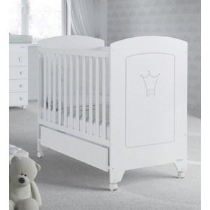Кроватка Micuna Valentina 120х60 white Э0000015068 micuna nova 120x60