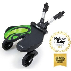 Подножка Bumprider для второго ребенка green 51261-05 (Э0000017716) подножка lascal ласкал для второго ребенка buggy board maxi panda city green 2761