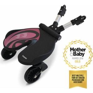 Подножка Bumprider для второго ребенка pink 51291-08 (Э0000004492) подножка lascal ласкал для второго ребенка buggy board maxi panda city green 2761