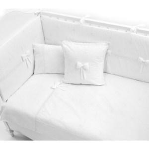 Постельное белье Funnababy Premium Baby 5 предметов 120*60 белый (Э0000015983)