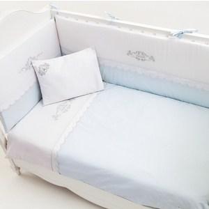 Постельное белье Funnababy Prince 5 предметов 120*60 (Э0000017264) постельное белье funnababy tweet home 5 предметов 120 60
