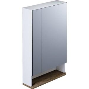 Зеркальный шкаф IDDIS Carlow 550 (CAR5500i99) цена 2017