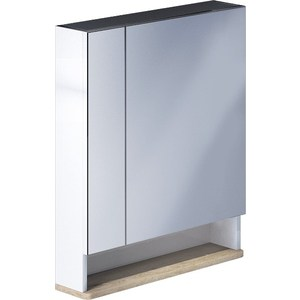 Зеркальный шкаф IDDIS Carlow 700 (CAR7000i99)
