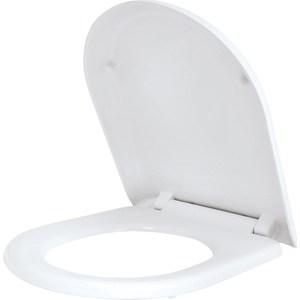 Сиденье для унитаза IDDIS с микролифтом, быстросъемное (001DPSEi31)
