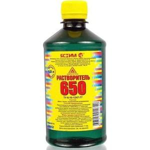 Ясхим Растворитель 650 0.5л. (25)
