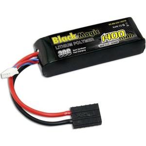 Аккумулятор Black Magic Li-Po 11.1В 3S 30C 1400мАч аккумулятор black magic 11 1v 3s 5000mah 90c traxxas plug bm f90 5003d