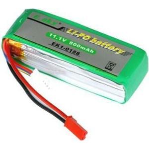 Аккумулятор E-sky Li-Po 11.1В 800мАч