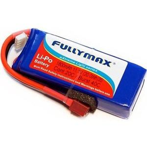 Аккумулятор Fullymax Li-Po 11.1В 1800мАч 20C