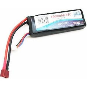 Аккумулятор Pulsar Li-Po 11.1В 1400мАч аккумулятор align li po 3 7в 1s 15c 150мач