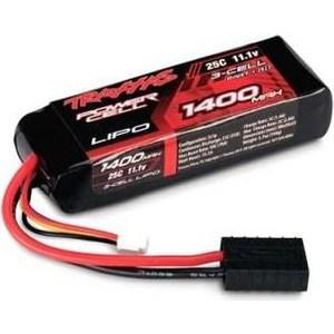 Аккумулятор TRAXXAS Li-Po 11.1В 3S 25C 1400мАч