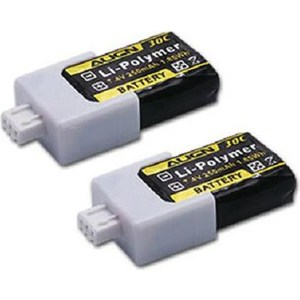 Фото - Аккумулятор Align Li-Po 7.4В 2S 30C 250мАч replacement 7 4v 30c 4200mah li poly battery pack for r c car model