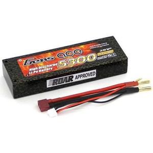 Аккумулятор Gens Li-Po 7.4В 5300мАч