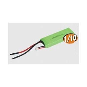 Аккумулятор HSP Li-Po 7.4В 2S 25C 2200мАч
