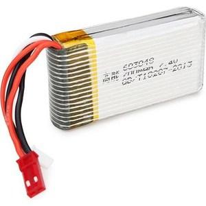 Аккумулятор MJX Li-Po 7.4В (X600-19) mjx x600 x601h rc hexacopter usb charging cable