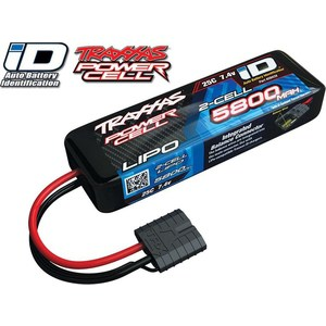 Аккумулятор TRAXXAS 5800мАч 7.4В 2 Cell 25C Li-Po Battery (iD Plug)