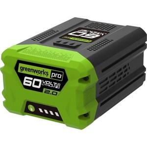 Аккумулятор GreenWorks G60B2 (2918307)