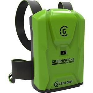 Аккумулятор ранцевый GreenWorks GL-900 X (2914807) навигатор globusgps gl 900 power glonass blue