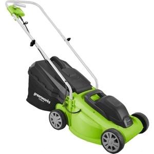 Газонокосилка электрическая GreenWorks GLM1232 цены