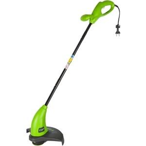Триммер электрический (электрокоса) GreenWorks GST2830 (21117) электрический триммер greenworks gst6030 2103707