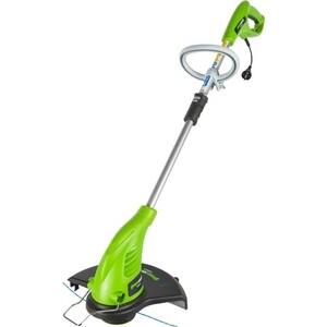 Триммер электрический (электрокоса) GreenWorks GST5033 Basic (21217) электрический триммер greenworks gst6030 2103707