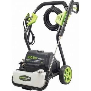 Мойка высокого давления GreenWorks G8 (5100907)