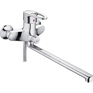 Смеситель для ванны РМС SL52 с длинным изливом (SL52-006E) смеситель для ванны рмс sl118 с длинным изливом sl118 143