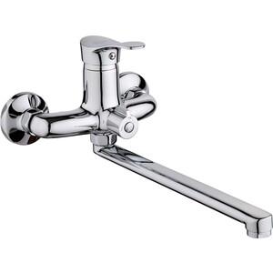 Смеситель для ванны РМС SL86 с длинным изливом (SL86-006E) цена 2017