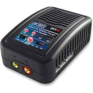 Зарядное устройство SkyRC E430 AC Li Po.Li Fe зарядное устройство skyrc ni mh en3 ac trx plug