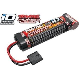 Аккумулятор TRAXXAS Ni-Mh 7 банок. 8.4 В. 3000 мАч. Power Cell аккумулятор brightpower ni mh 5000мач 7 2в tamiya plug