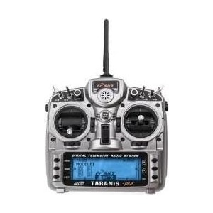 Аппаратура управления FrSky Taranis X9D Plus 9 каналов (без приемника) frsky accst taranis q x7 qx7 2 4ghz 16ch transmitter without receiver and battery mode 2 for rc multicopter