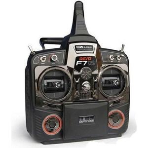 Система радиоуправления Walkera DEVO F7DS 2.4GHz walkera emitter tx5804 for 5 8g devo f12e devo f7 devo f4 walkera transmitter for gopro hero3 3 4free shipping with tracking