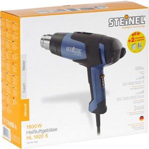 Строительный фен Steinel HL 1820 S + 2 насадки (052768/110055308)