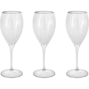 Набор бокалов для вина Same Пиза серебро (SM2101_1_SAL)
