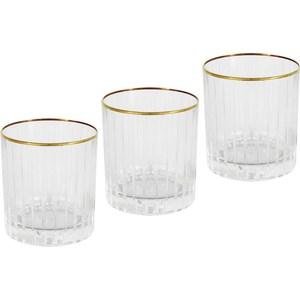 Набор стаканов для виски Same Пиза золото (SM2109_GAL)