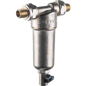 Фильтр предварительной очистки Гейзер Бастион 121 1/2 (для горячей воды d60) (32668)