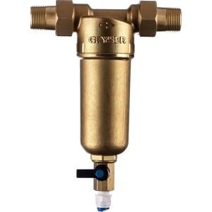 Фильтр предварительной очистки Гейзер Бастион 121 3/4 (для горячей воды d60) (32669)