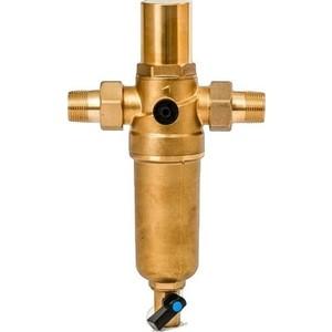Фильтр предварительной очистки Гейзер Бастион 7508205201 (3/4 для горячей воды с защитой от гидроудара d60) (32684)