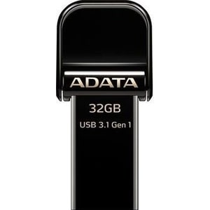 Флеш-диск ADATA i-Memory AAI920-32G Black