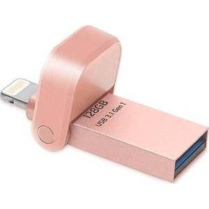 Флеш-диск ADATA i-Memory AAI920-128G Rose Gold