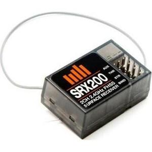 Приемник Spektrum 2 канальный SRX200 Авто FHSS