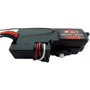 Приемник Himoto 3 в 1 Himoto HTX 243RES E18 2.4G квадрокоптер himoto hi6052c в ассортименте
