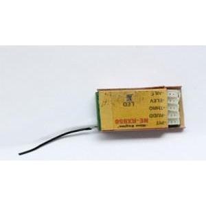 Приемник Nine Eagles 6 канальный для вертолета Solo Pro 180 3D приемник spektrum 6 канальный microlite pf авиа dsmx ar6115