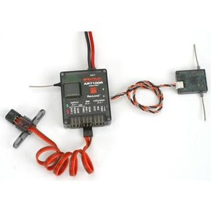 Приемник Spektrum 7 канальный Верт DSM2 RevLim AR7100R