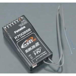 все цены на Приемник Futaba 8 канальный R7008SB 2.4G онлайн