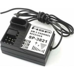 Приемник HSP SP 3821 27Mhz 2 канала