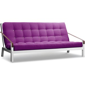 Диван Anderson Локи эмаль-фиолетовый вельвет